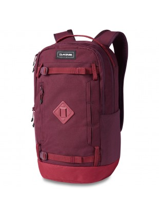 batoh Dakine Urban Mission pack 23L garnet shadow
