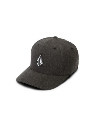 kšiltovka Volcom Full Stone Heather Xfit Hat