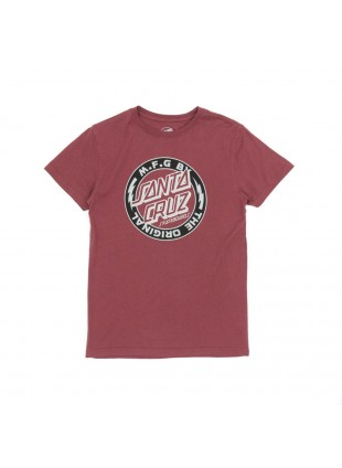 Triko Santa Cruz Voltage Colour Tee Blood