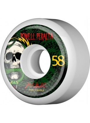 Kolečka Powell Peralta McGill Skull and Snake Wheel 58mm