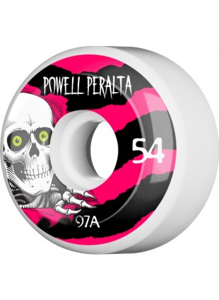 kolečka Powell Peralta Ripper Skateboard Wheels 54mm 97A 4pk