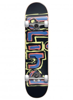 komplet skateboard Blind Matte OG Logo Yellow/Red/Blue 7.75