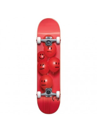 komplet skateboard ALMOST - Balloons FP Complete Red 8""