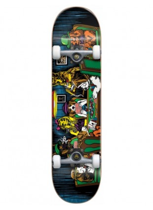 komplet skateboard Almost Dog Poker Premium 8""