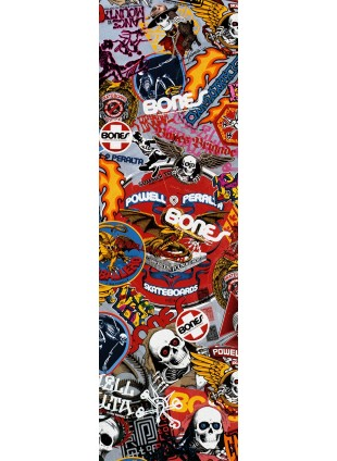 Powell Peralta Grip Tape Sheet 9 x 33 OG Stickers