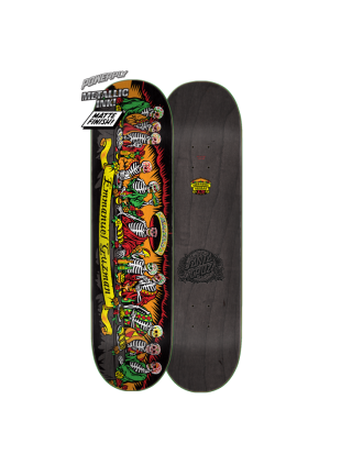 "deska Santa Cruz Guzman Dining With The Dead 15 Year Deck 8.27"" x 31.83"""