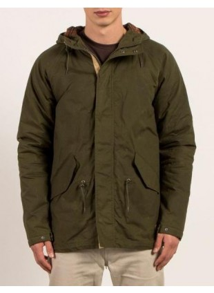 bunda Volcom Lane Winter Parka Military