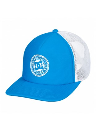 kšiltovka Vested Up Trucker Hat BRILLIANT BLUE