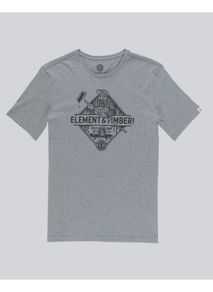 ee088d1ef028 triko Element Rolling T-Shirt - Timber! Spilt Paint Collection
