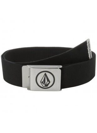 Pásek Volcom Circle belt black