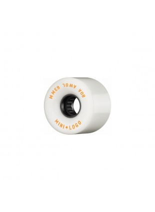 Kolečka Mini Logo A.W.O.L. Skateboard Wheels 63mm 80A White 4pk
